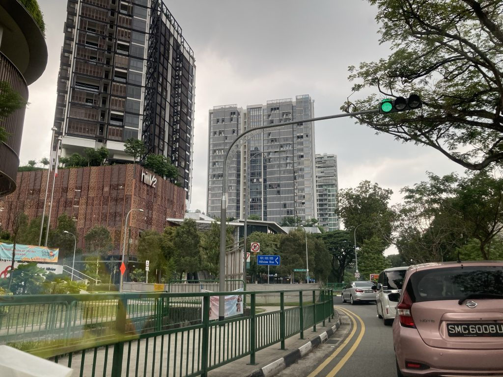 Midwood Condominium at Hillview MRT Station by Hong Leong Holdings Near to HillV2 and Rail Mall